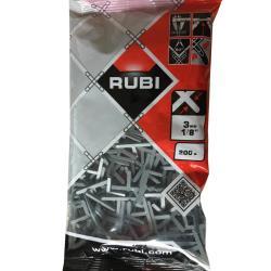 Rubi T Fliesenkreuze 3 mm Fuge Fliesenabstandshalter Fugenkreuze Abstandshalter