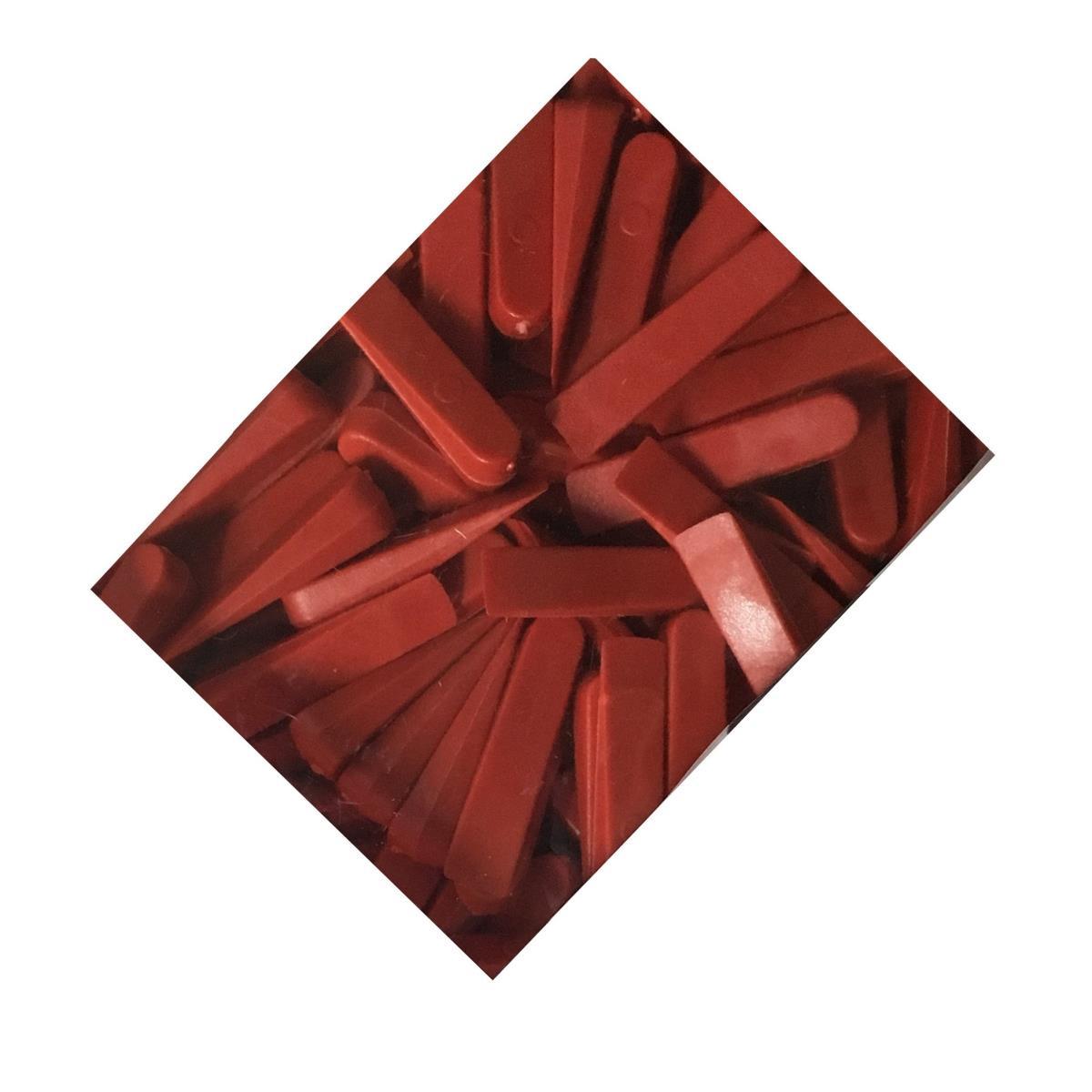 Rubi keramische Fliesenfixierer 7,5mm Keile Fliesenabstandshalter Abstandshalter,R ubi,02397, 8413797023978