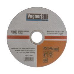 Trennscheiben 10 Stk. ø125 x 0,8mm INOX für Edelstaht Metall Stahl Flexscheiben