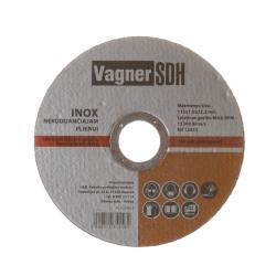 Trennscheiben 10 Stk. ø115 x 1mm INOX für Edelstaht Metall Stahl Flexscheiben,Vagner SDH,2100510355589, 2100510355589