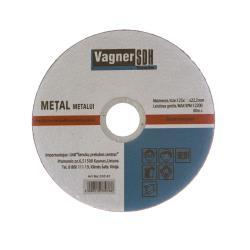 Trennscheiben 10 Stk. ø125 x 1,6mm für Metall Stahl Flexscheiben,Vagner SDH,2100510349274, 2100510349274