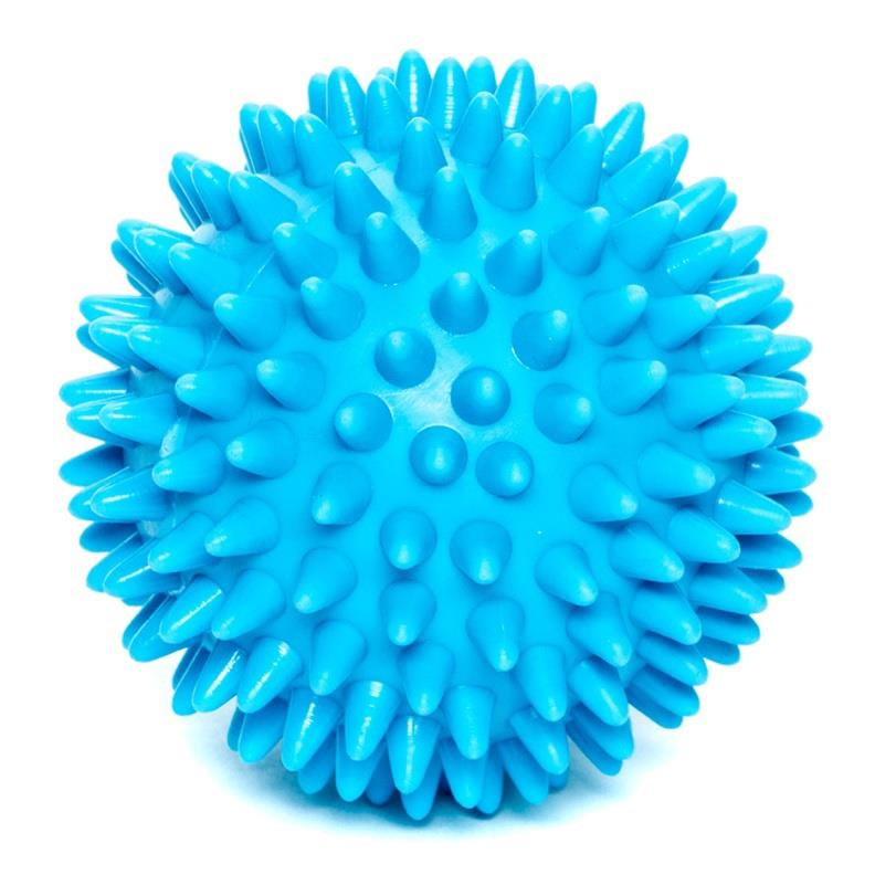4x Massageball Igelball Noppenball 75 mm,Live Up,LS3302, 4243067013002