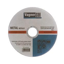 Trennscheiben 50 Stk. ø125 x 1 mm für Metall Stahl Flexscheiben,Vagner SDH,2100510339817, 4243067013316