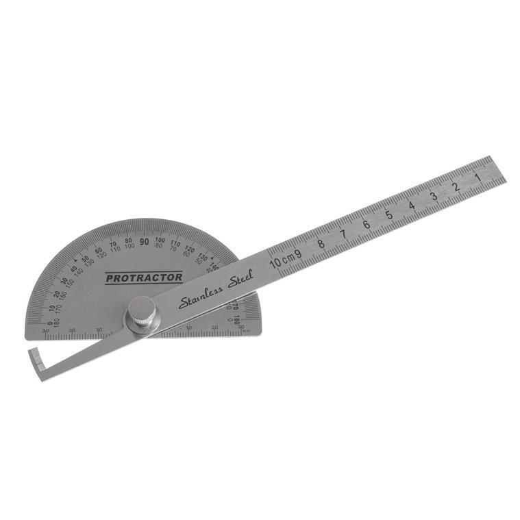 Winkelmesser Gradmesser Stellwinkel Gradbogen mit Feststellschraube,unknown,000050972071, 6942713100452