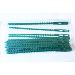 30 x Pflanzenbinder Pflanzenhalter Spalierhalter Pflanzenklammer Pflanzenclips ,Garden Center,000051071102, 4770364086069