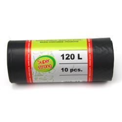Müllbeutel 120L Müllsack Abfallsack Sack Säcke 100 Stück
