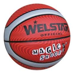 Welstar In/Outdoor Ball Basketball Gr.7 Streetbasketball Korbball Trainingsball