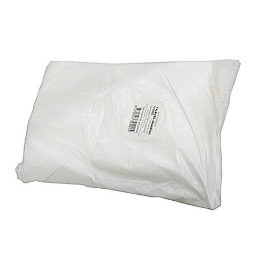 100 Stück Kusntstoff Beutel Selbstklebend Folienbeutel Plastiktüten Tasche Klar