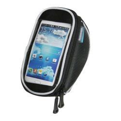 Lenkertasche Fahrrad Tasche Lenker Vorbau Handy Smartphone Halterung