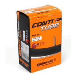26 Zoll Continental MTB Schlauch Presta Ventil Fahrradschlauch 1 1/4-1.75x2,Continental,0181631, 4019238556711