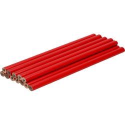 12 Stück Zimmermannsbleistift 180 mm HB  Bleistift Anreißbleistift Baubleistift ,Higo,513554, 5905912677904