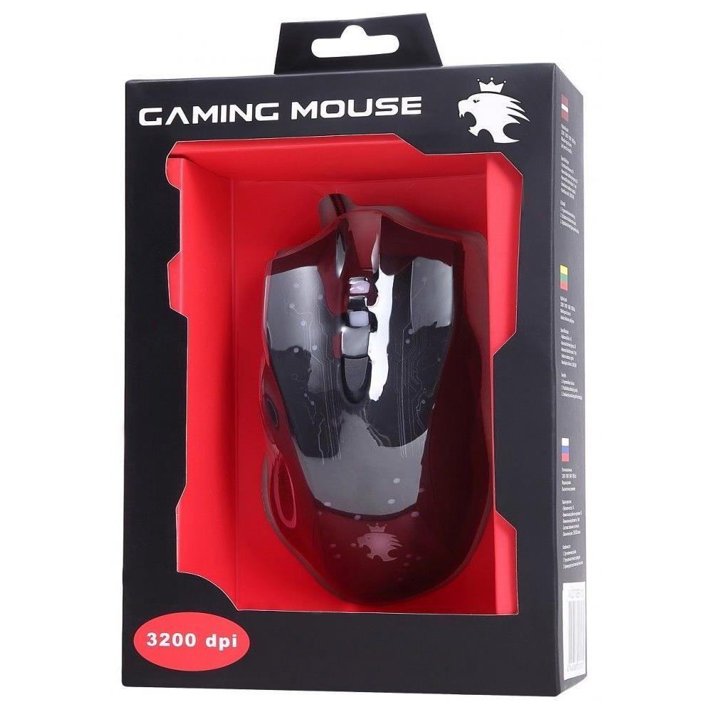 Gaming PC Maus 3200 DPI  Optische USB Kabel Mäuse Wired WT-155 ,ForMe,WT-155 Gaming, 4744368013079