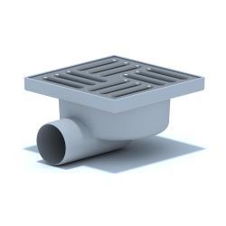 Edelstahl Bodenablauf Duschablauf Bad Ablauf Abflussrinne Badablauf Duschrinne