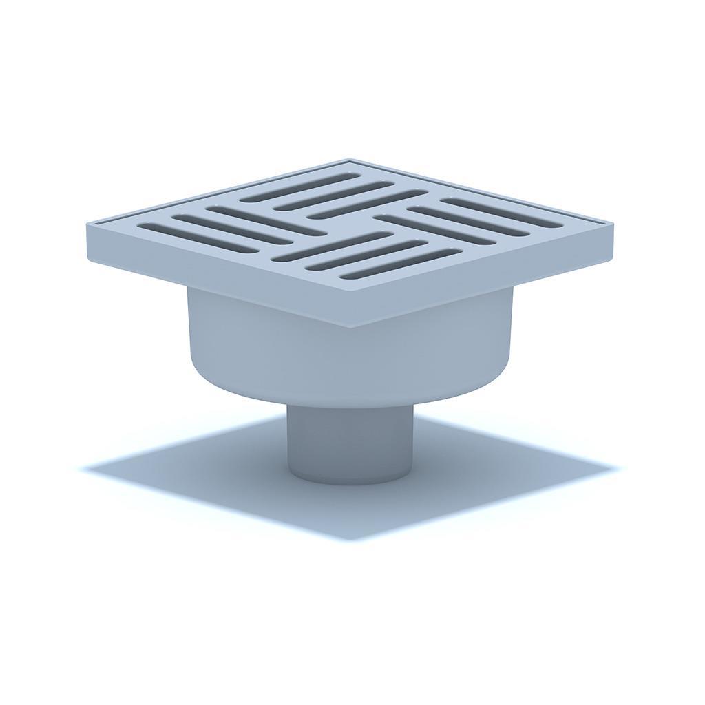 Bodenablauf Duschablauf Bad Boden Ablauf Dusch Abflussrinne Badablauf Duschrinne,Ani Plast,TA5210EU, 4779037105113