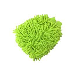 2 x Microfaser Autowaschhandschuhe Reinigungshandschuh Autopflegehandschuh