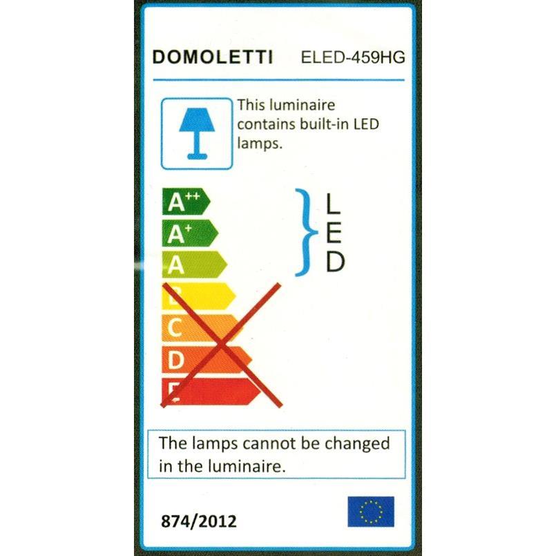 2x LED Außenleuchte Pendelleuchte Außenlampe Hängelampe Lampen Beleuchtung,Domoletti,ELED-459HG, 0676424770906