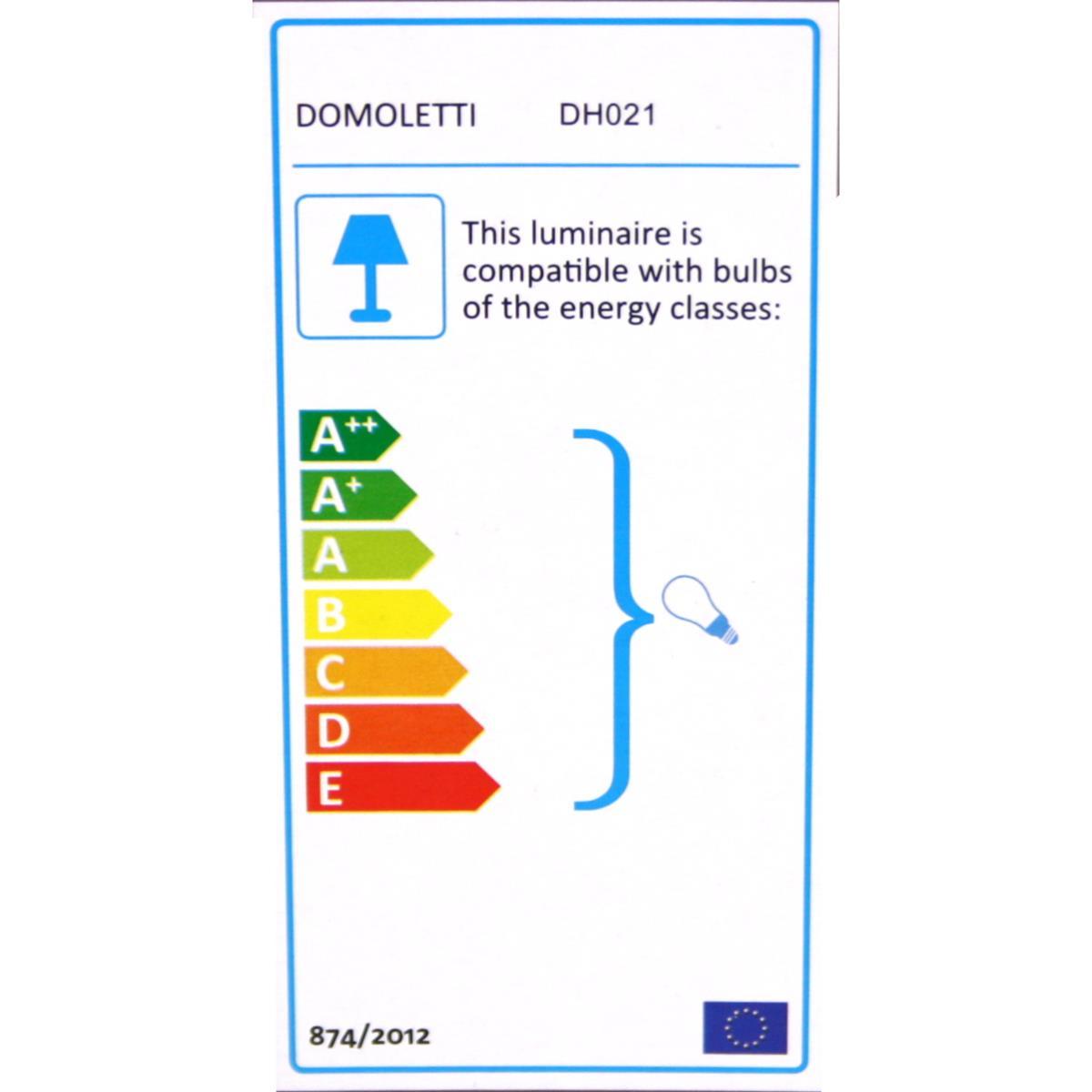 2x Außenleuchte Wandleuchte Wandlampe Flurlampe Badleuchte Beleuchtung Wohnraum ,Domoletti,DH021B, 0676424770944