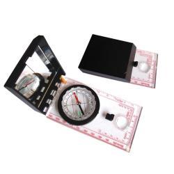 2x Kompass Camping Outdoor Wandern Compass Kompas Orientierung Kartenkompass