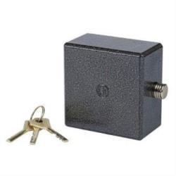 Vorhängeschloss 90/80mm Vorhangschloss Schloss mit 3 Schlüssel Sicherheit 10