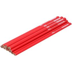 24 Stück Zimmermannsbleistift 300 mm HB  Bleistift Anreißbleistift Baubleistift