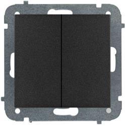 Unterputz Wechselschalter Serienschalter 10A schwarz Premium serie SENTIA,Elektro-Plast,1418-19, 5902431696553