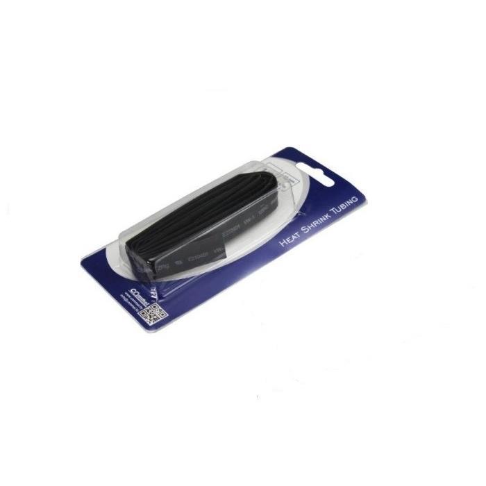 1m. Schrumpfschlauch von 5mm auf 2,5mm Schrumpft Schrumpfschläuche Schwarz,Commel,3858890445923, 3858890445923