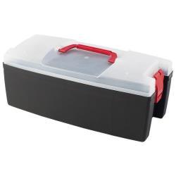3 x Multifunktions Allzweckdose Kleinteilebox Werkzeugkasten Aufbewahrungsbox