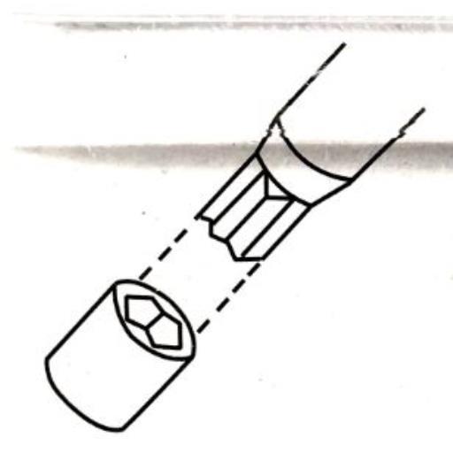 9 tlg TORX Winkelschlüssel Satz  T10 - T50 Winkelschlüssel ,fast,1120, 5907078911205
