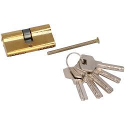Sicherheits Profilzylinder 30/30 Schließzylinder Zylinderschloss 5 Schlüssel