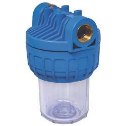 """Filtergehäuse für Wasserfilter 5"""" Untertischfilter mit 3/4"""" und Zubehör"""