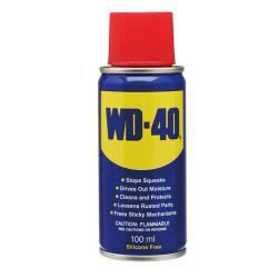 WD-40 Schmiermittel 100ml Universalspray Rostlöser Multifunktionsöl WD40