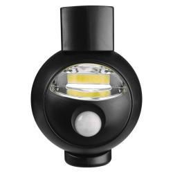 LED Nachtlicht Mit Bewegungsmelder Nachtlampe Lampe Wand Leuchte Sensor 90lm