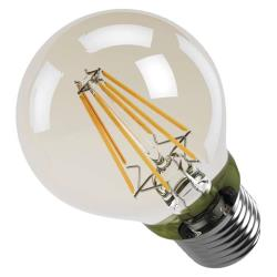 LED Lampe Kerze Filament 4W 380lm E27 warmweiss Leuchtmittel Lampen