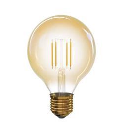 LED Lampe Kerze Filament 4W 380lm E27 warmweiss+ Leuchtmittel Lampen,EMOS,Z74304, 8592920035788