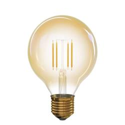 LED Lampe Kerze Filament 4W 380lm E27 warmweiss+ Leuchtmittel Lampen