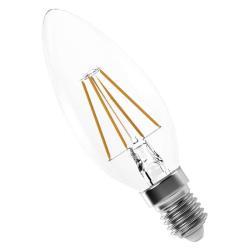 LED Lampe Kerze Filament 4W 465lm E14 warmweiss Leuchtmittel Lampen
