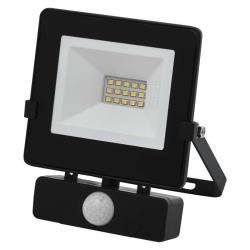 10W LED Flutlicht Bewegungsmelder Fluter Strahler Sensor Außen Scheinwerfer IP54