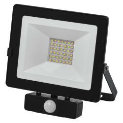 30W LED Flutlicht Bewegungsmelder Fluter Strahler Sensor Außen Scheinwerfer IP54