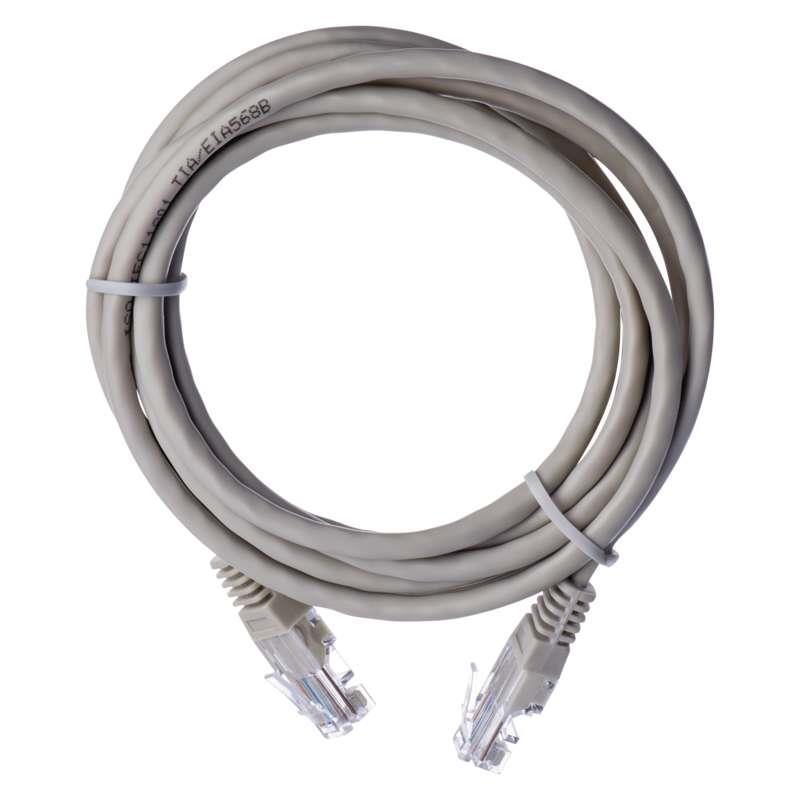 2m Patchkabel RJ45 Netzwerkkabel LAN Kabel Ethernet Cat5E,EMOS,S9123, 8595025385499