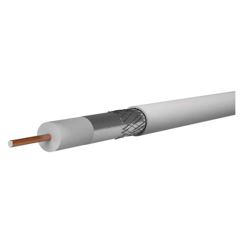 20m Koaxialkabel Koax Kabel Antennenkabel TV Koaxkabel SAT,EMOS,S5376, 8595025386250