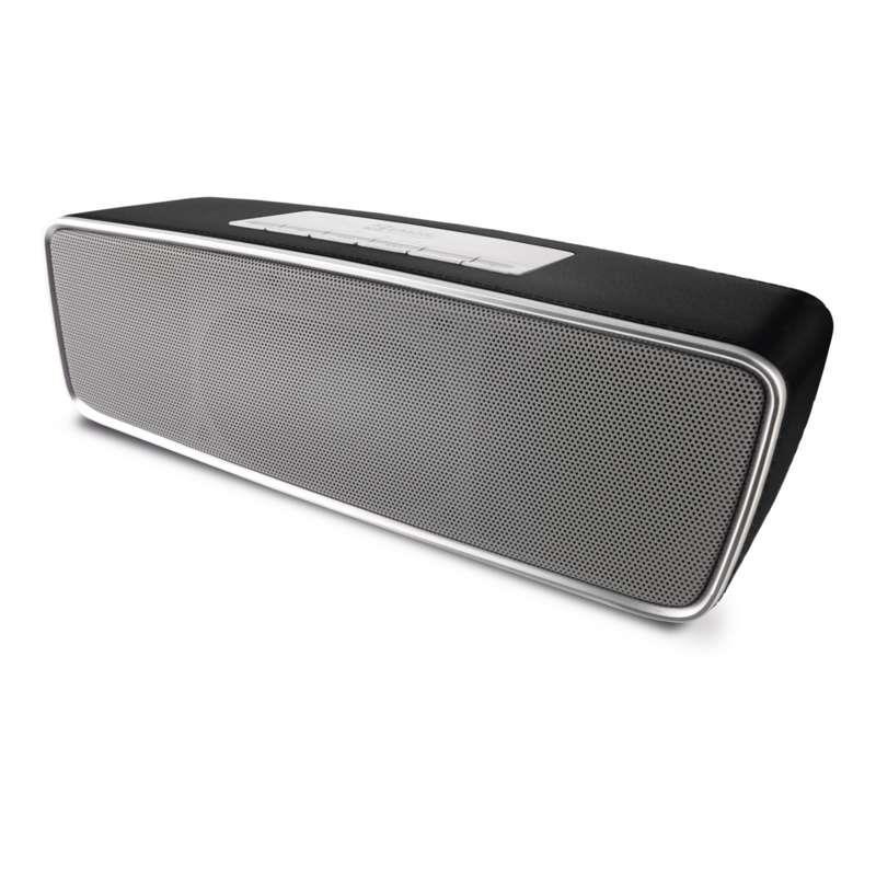 EMOS Bluetooth Lautsprecher Musikbox  Soundbox mit Radio Tragbarer Musik box,EMOS,E0070, 8592920037515