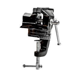 Schraubstock drehbar Werkbankschraubstock Spannbeite 60 mm,fast,1472, 5907078914725