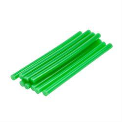10 x grüne Klebesticks Heißkleber Klebepatronen Ø 11 mm x 200 mm lang ,Fast,4440, 5907078944401