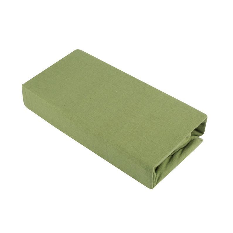 Jersey Spannbettlaken 160x200 cm Spannbetttuch 100% Baumwolle Bettlaken Laken,OKKO,000051382591, 4772013155997