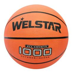 Welstar In/Outdoor Ball Basketball Gr.5 Streetbasketball Korbball Trainingsball,Welstar,000051150660, 4770364057328
