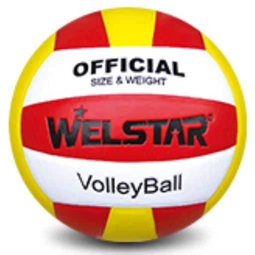 Welstar Volleyball Gr. 5 Schulball Spielball Trainingsvolleyball Trainingsball ,Welstar,000051150696, 4770364057151