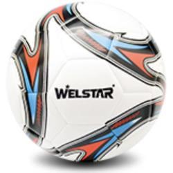 Welstar Fußball Ball Spielball Trainingsball Standardgröße 5 Training Sortiert