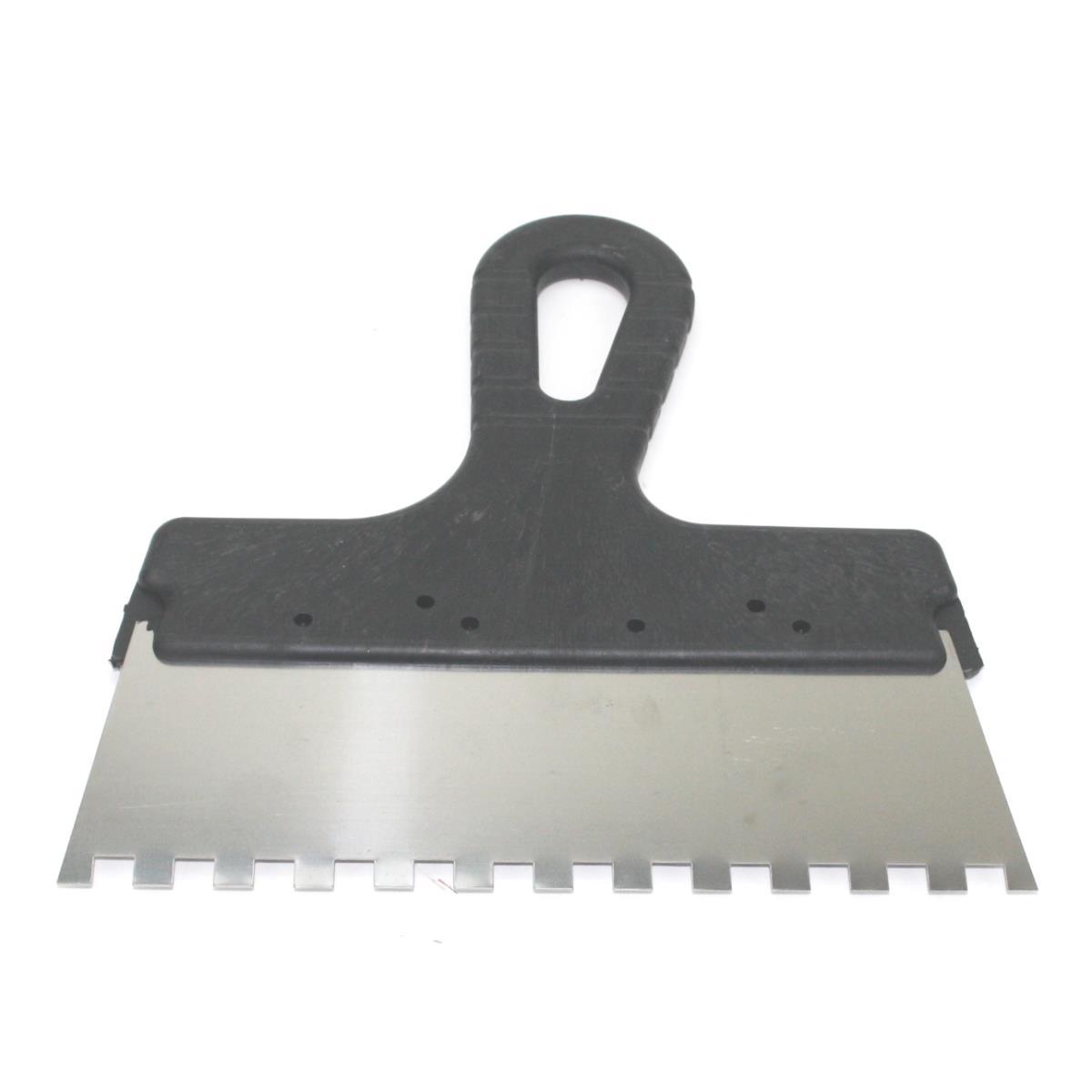 Kleberspachtel 250 mm ungezahnt