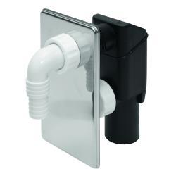 Unterputz Siphon Geschirrspüler UP Sifon Waschmaschine Geruchsverschluss Abfluß