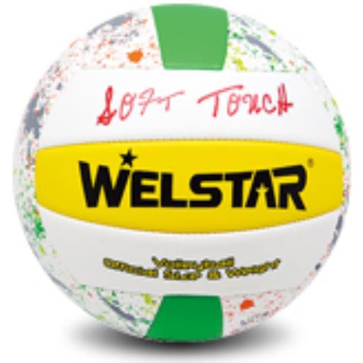 Welstar Volleyball Gr. 5 Schulball Spielball Trainingsvolleyball Trainingsball ,Welstar,000051235066, 4772013042334